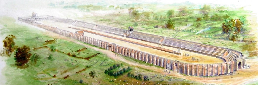 Explore the site of Britain's only-known Roman circus…